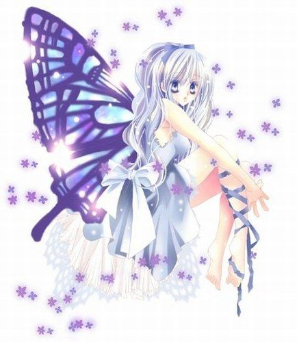 Image Elfe Manga